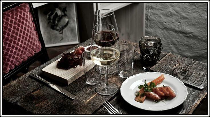Renkött vasastan Norrländsk restaurang Knut