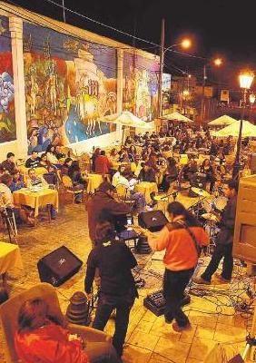 Barrio Inglés - Coquimbo