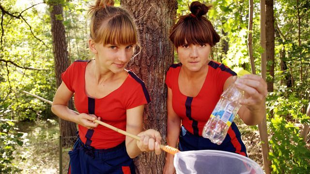 Barr och Pinne räddar världen: Kompost