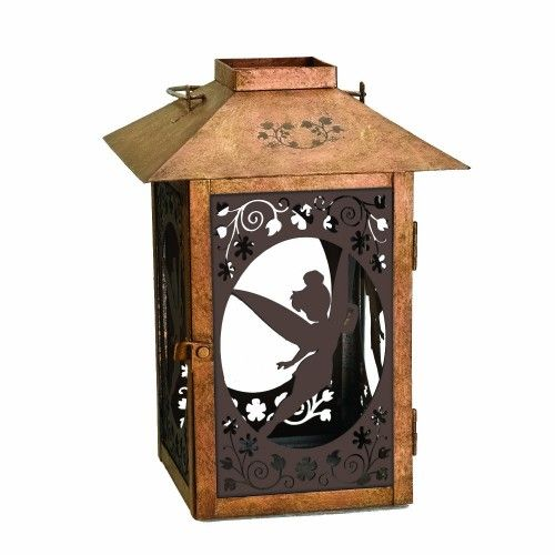 Tinker Bell Lantern by Russ Berrie