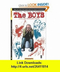 The Boys Vol. 8 Highland Laddie (9781606902073) Garth Ennis, John McCrea, Keith Burns , ISBN-10: 1606902075  , ISBN-13: 978-1606902073 ,  , tutorials , pdf , ebook , torrent , downloads , rapidshare , filesonic , hotfile , megaupload , fileserve
