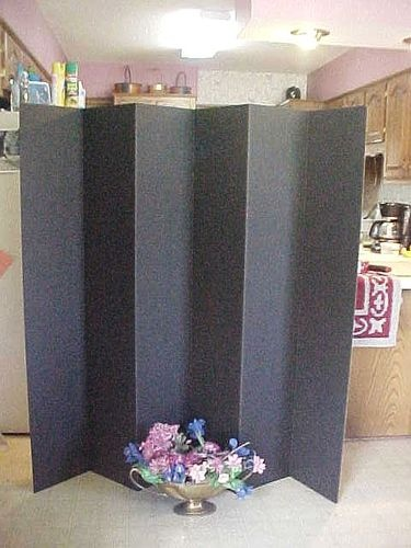 Trade Show Booth Mobile Dressing Room Divider Day Spa
