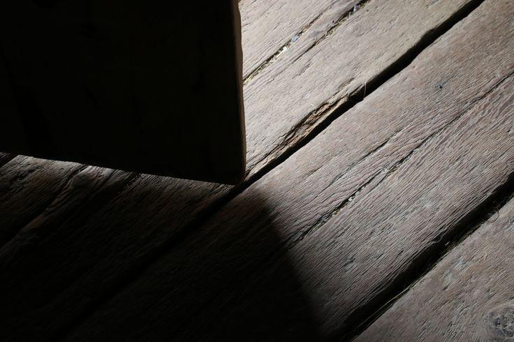 Engadina, pavimento di fienile