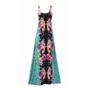 """Maxi Dress """"Beauty"""" www.casj.nl"""