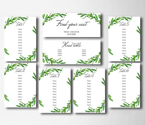 Delightful 18 Best Wedding Seating Chart Images On Pinterest Table Numbers   Office  Seating Plan Template Intended Office Seating Plan Template