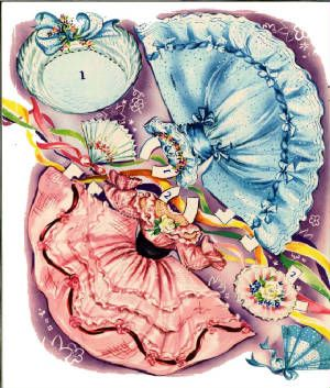 Best 25 betty blue ideas on pinterest paper dolls vintage betty blue and patty pink paper dolls merrill co publishers 1949 page fandeluxe Images