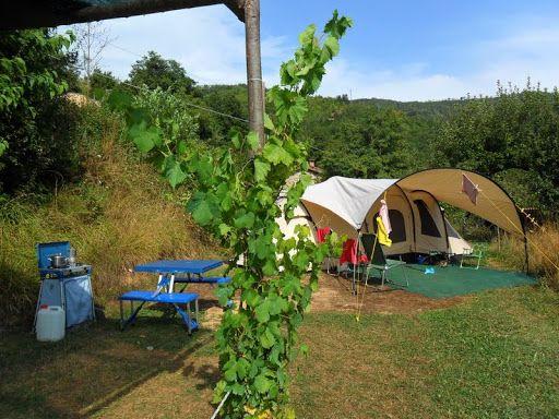 Mini camping Cascinavecchia - Piemonte