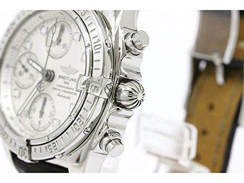 Amazon   [ブライトリング]Breitling【BREITLING】ブライトリング クロノコックピット ステンレススチール レザー 自動巻き メンズ 時計A13358(BF100364)[中古]   並行輸入品・逆輸入品・中古品(メンズ) 通販