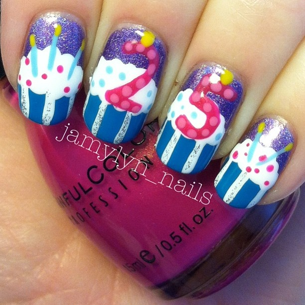 My Nails (IG @jamylyn_nails