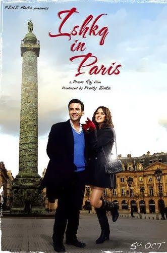 ISHKQ IN PARIS 2013 HINDI MOVIE WATCH ONLINE - DREAMTECHLAND