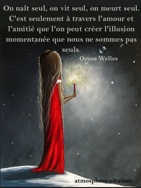 Orson Welles--Still, I wouldn't mind living under a lovely illusion for a while...or forever. (chicfoo)