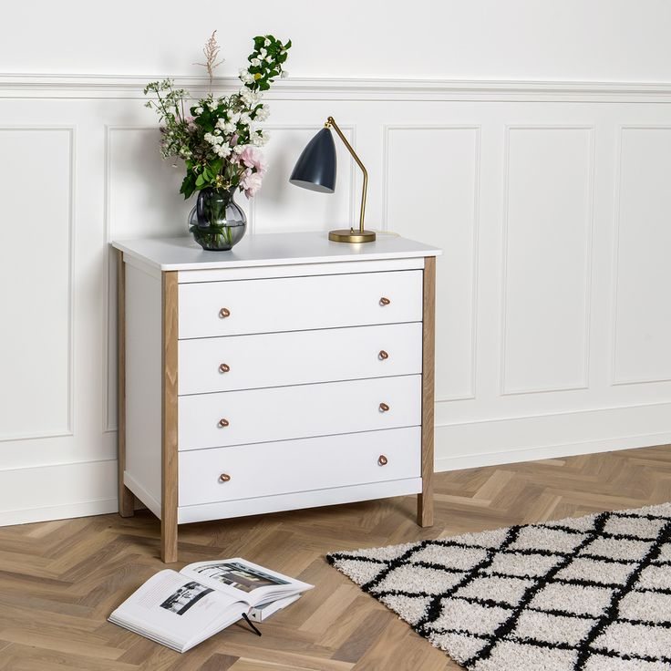 Wood Collection dresser by Oliver Furniture.