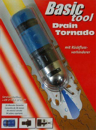 """Mannesmann - M60400 - Juego de manguera de limpieza para tuberías """"Drain Tornado"""" #Mannesmann #Juego #manguera #limpieza #para #tuberías #""""Drain #Tornado"""""""