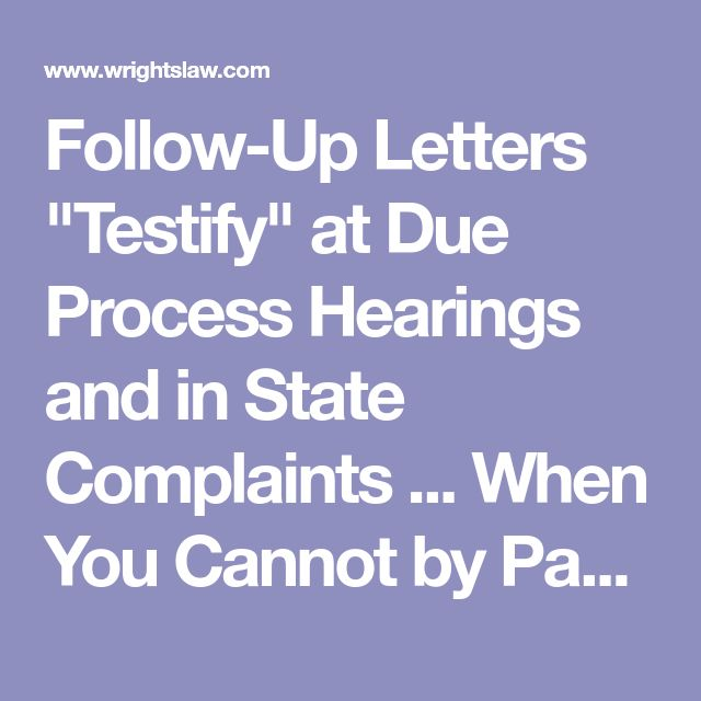40 best IEP Sample Letters images on Pinterest Child support - best of sample letter declining invitation to event