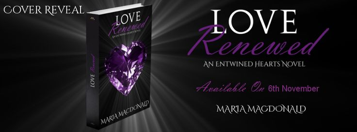 A Beautiful Mind Book Cover : Love renewed by maria macdonald cover reveal book