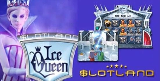 Ice Queen #Slots Machine