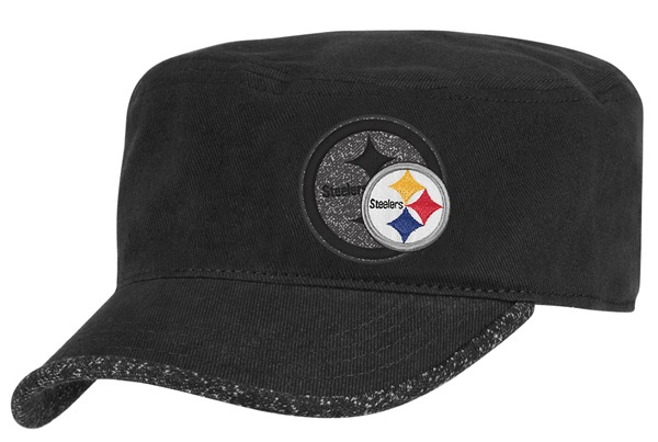 Pittsburgh Steelers Women's Second Season Military Cap