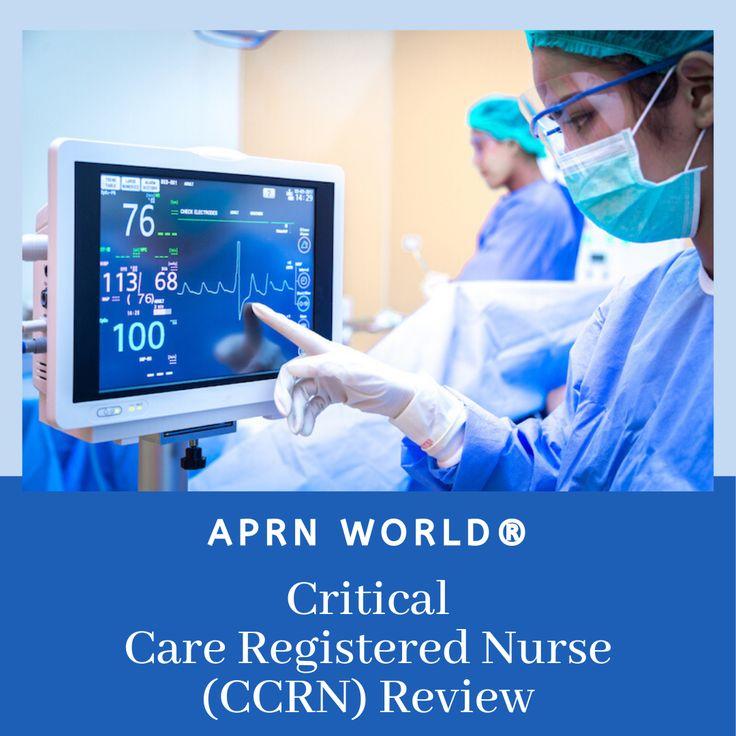 Certified Critical Care Nurse Education & Training for