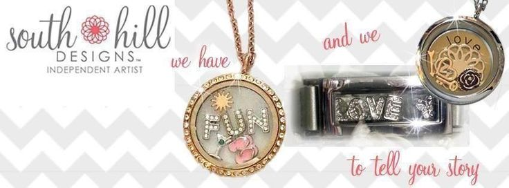 So many choices to mix and match the charms..
