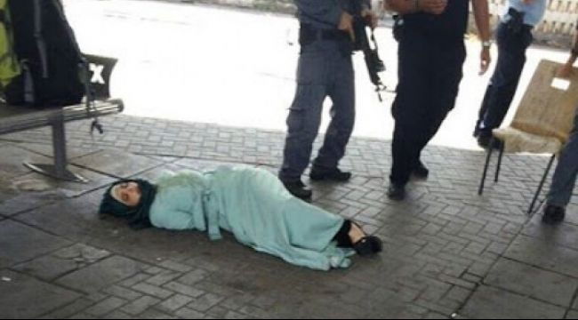 Israel's public prosecution cleared a Palestinian woman who was shot three weeks ago from charges pertaining to her intention to carry out a stabbing attack. Israa Abed, 29, was shot multiple times in the Afula bus station on 9 October and has been in Israeli custody since.