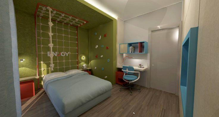 To Taλκ και το Γραφείο Αρχιτεκτονικής και Σχεδιασμού KaanDesignOffice προσφέρουν σε έναν τυχερό μια ολοκληρωμένη μελέτη χώρου για παιδικό δωμάτιο.