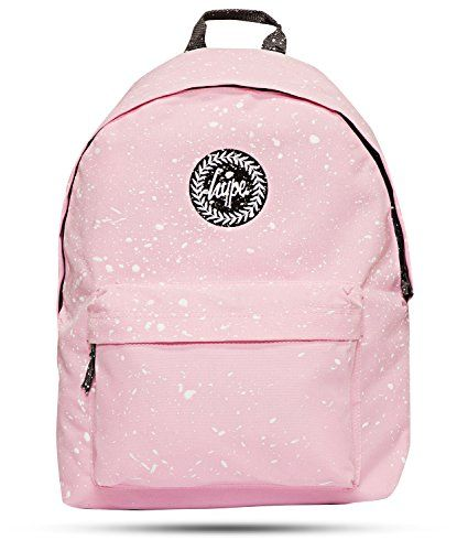 Hype Backpack   Unisex Rucksack Designer School Shoulder Bag   Just Hype Speckle Bags (One Size, Baby Pink Speckle) Hype http://www.amazon.co.uk/dp/B0180PG6R2/ref=cm_sw_r_pi_dp_nKB9wb0GW16A3