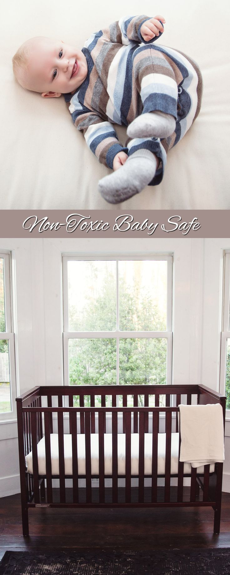 Organic Cotton Crib Mattress by The Futon Shop - Baby Bed Mattress