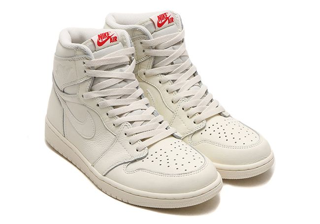 http://SneakersCartel.com Air Jordan 1 Retro High OG 'Sail' Release Date #sneakers #shoes #kicks #jordan #lebron #nba #nike #adidas #reebok #airjordan #sneakerhead #fashion #sneakerscartel http://www.sneakerscartel.com/air-jordan-1-retro-high-og-sail-release-date/
