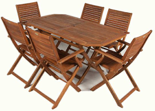 Ellister queensferry patio set garden furniture for Furniture queensferry