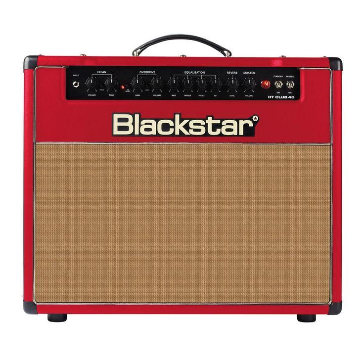 Blackstar HT Club 40 | 40-Watt Combo Electric Guitar Tube Amplifier
