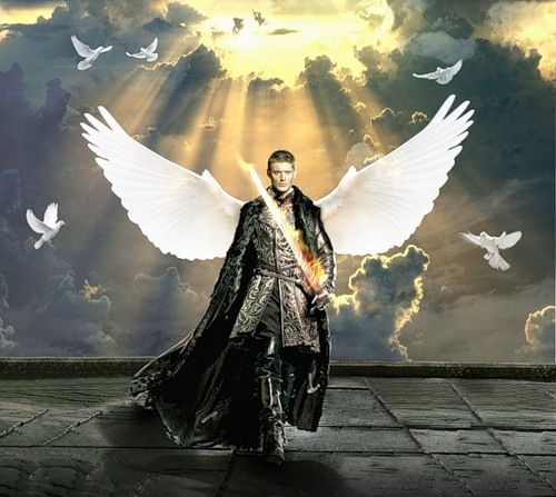 Warrior Angels Of God | Dean as a warrior angel - LOVE ANGELS Photo (28404242) - Fanpop ...