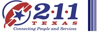 call 211 or 1877-541-7905 or clink on the link https://www.211texas.org/211/#   for almost any kind of help in texas. Food, medical, emergency bill assistance, child care references, food pantry locations, assistance for christmas gifts for children. Temporary cash help for needy families. Most of them you can apply for online