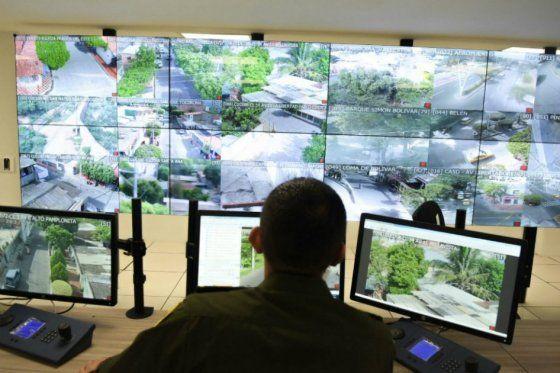 Riohacha entre las cinco primeras ciudades capitales con cobertura total de cámaras de seguridad