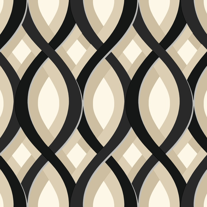 16 best wall accent wallpaper images on pinterest for Geometric accent wall