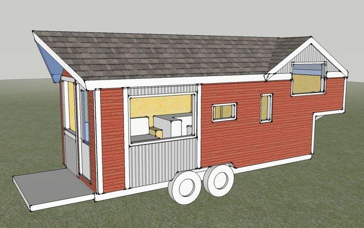 5th wheel tiny houses plans tiny house mod tiny houses pinterest tiny house plans tiny. Black Bedroom Furniture Sets. Home Design Ideas