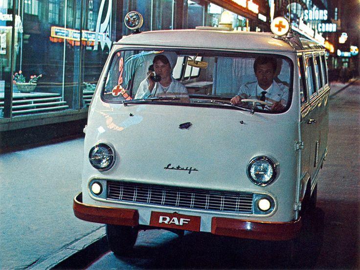 "1969 RAF 977IM ""Latvia"""