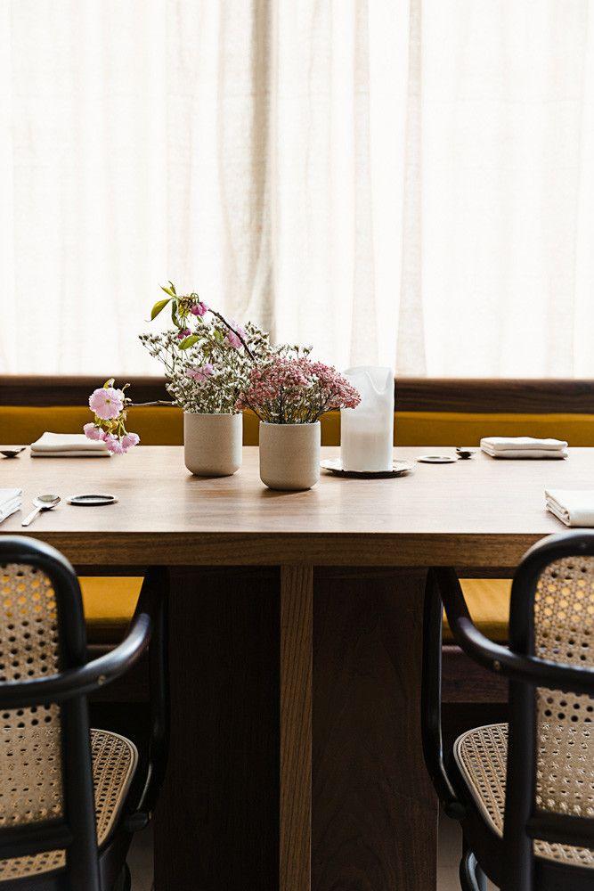 Gem Restaurant Nyc Coffee Fine Dining Review Room Office Decor Elegant
