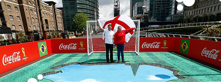 Coca-Cola Great Britain, FIFA and StreetGames snapped up the gold trophy for best alignment of brand values through a sponsorship activity