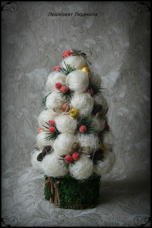 Gallery.ru / Фото #72 - Елки и новогодние украшательство!) - lyudasik83