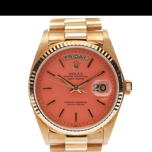Don't get me wrong I LOVE my Michael Kors watches but I'd really really Love this watch!
