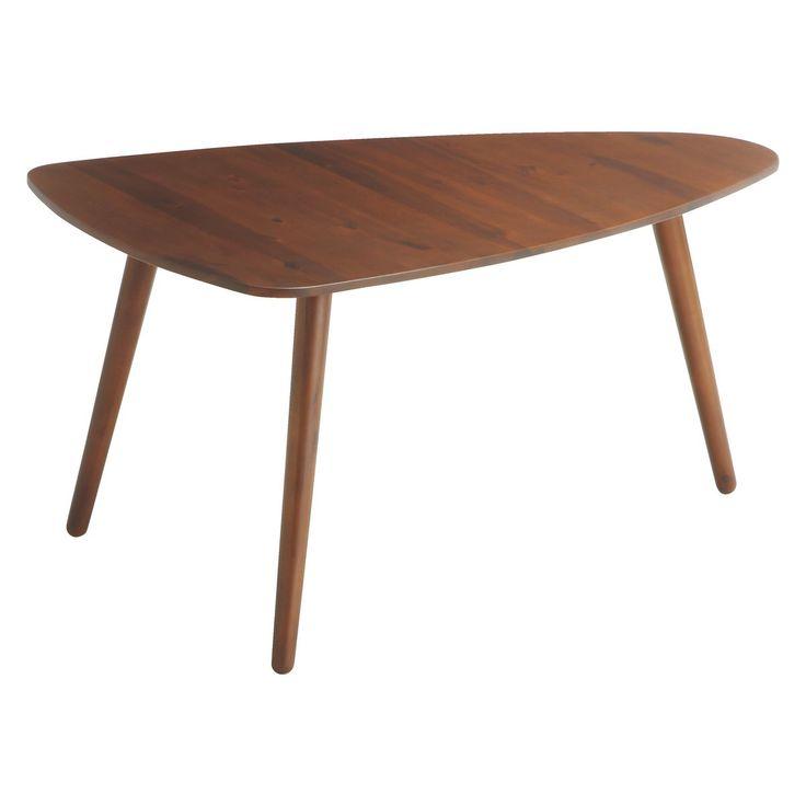 JOYCE Large acacia coffee table