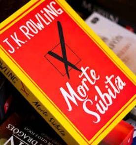 Livro Morte Súbita por J.K. Rowling