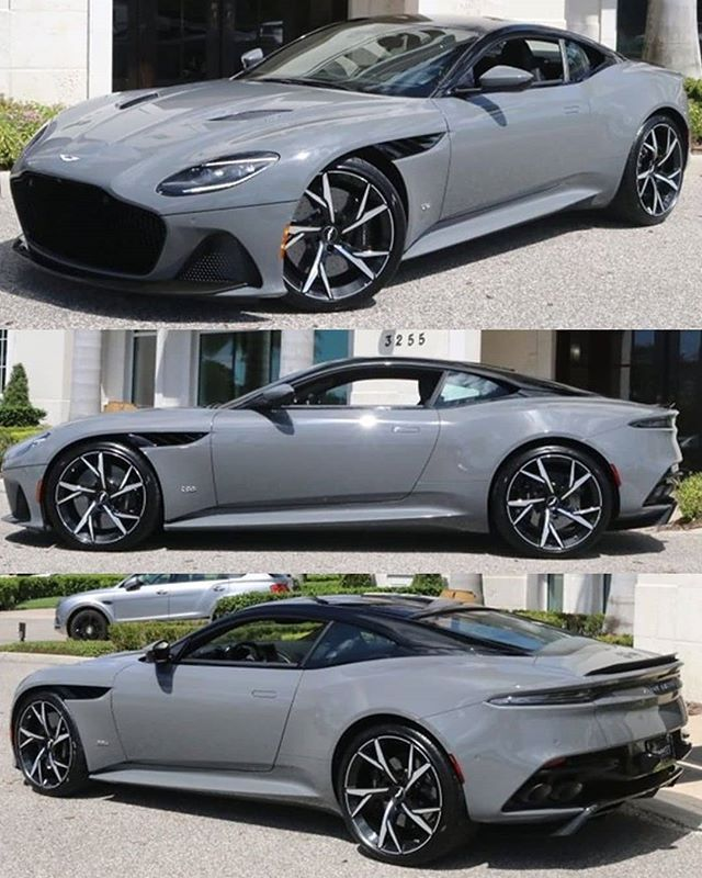 2019 Aston Martin Dbs Superleggera Price 323216 Mileage Aston Martin Dbs Aston Martin Superleggera
