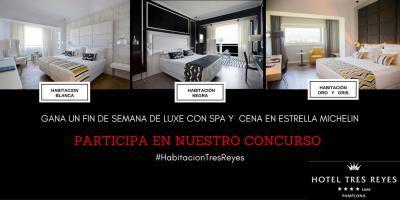 La decoración de las habitaciones del Hotel Tres Reyes se decide en RRSS
