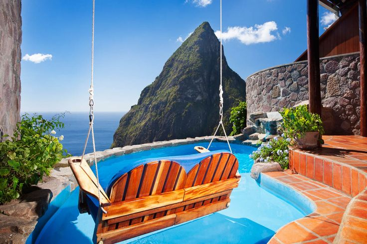 St Lucia Ladera Hotel