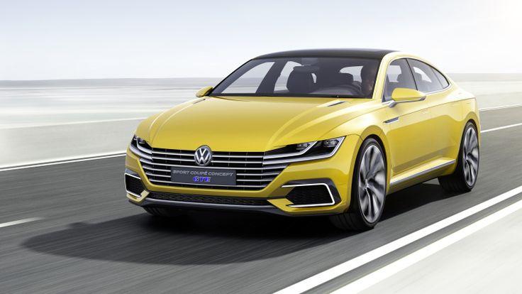 Volkswagen Sport Coupé Concept GTE Photo Gallery - Autoblog