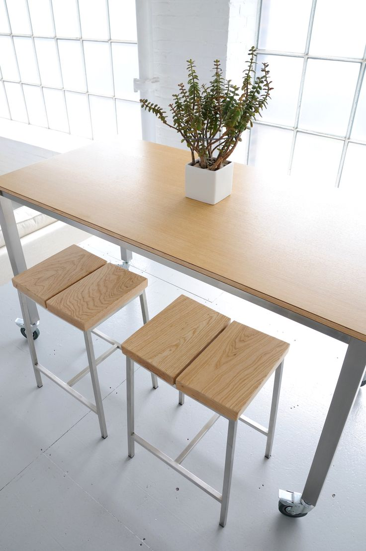 best counter height modern table images on pinterest  modern  - gus modern niagara counter height dining table  allmodern