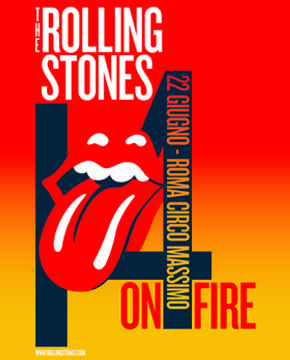 #rollingstones a #roma il 22 giugno  #Rome and the #rollingstones 22nd of june 2014