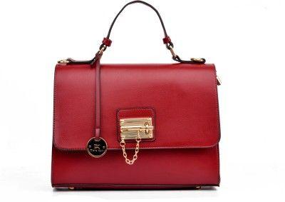 Diana Korr Hand-held Bag Red - Price in India #HandBags