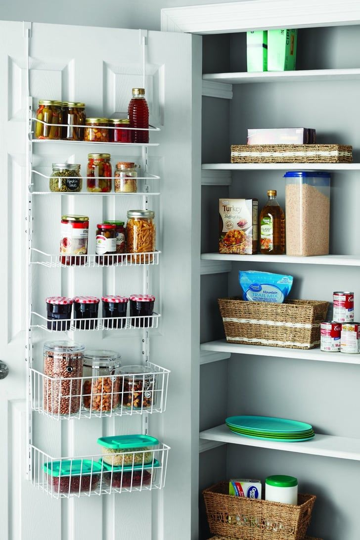 Hold Up, We Just Found 20 Seriously Genius Pantry Organizers at ...